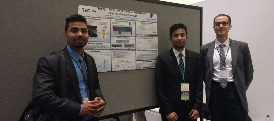 OTEC Poster Presentation in Columbus, OH (October 2018)