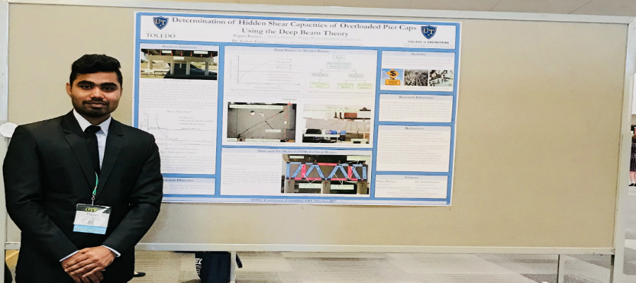 OTEC Poster presentation in Columbus, OH (October 2017)