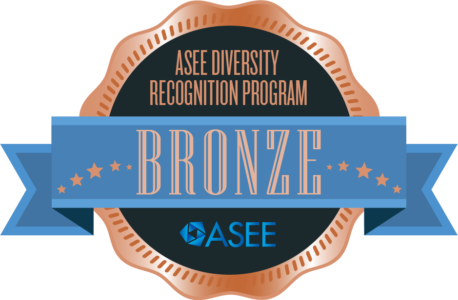 ASEE Diversity Recognition Bronze Award