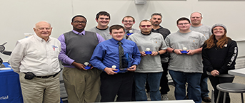 Student Team Competes in Innovation Encounter