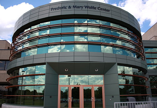 Frederic & Mary Wolfe Center - Health Science Campus