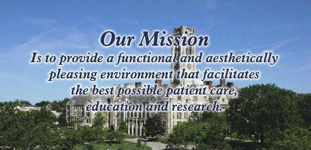 Facilities Mission Statement