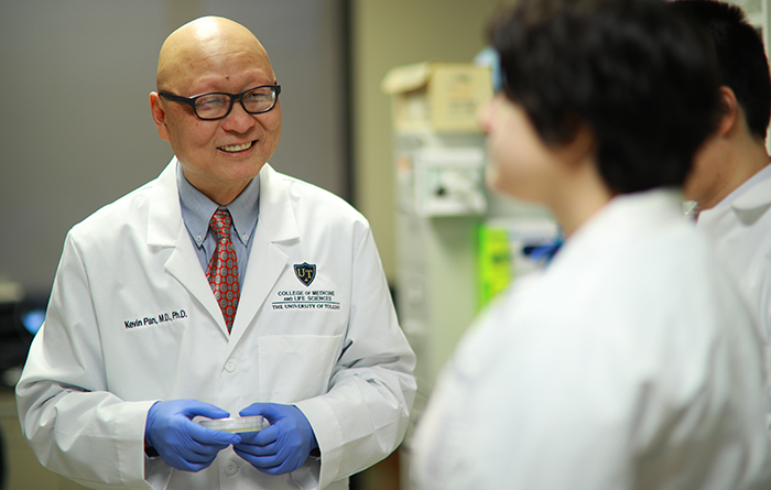 Photo of Kevin Pan, M.D., Ph.D.
