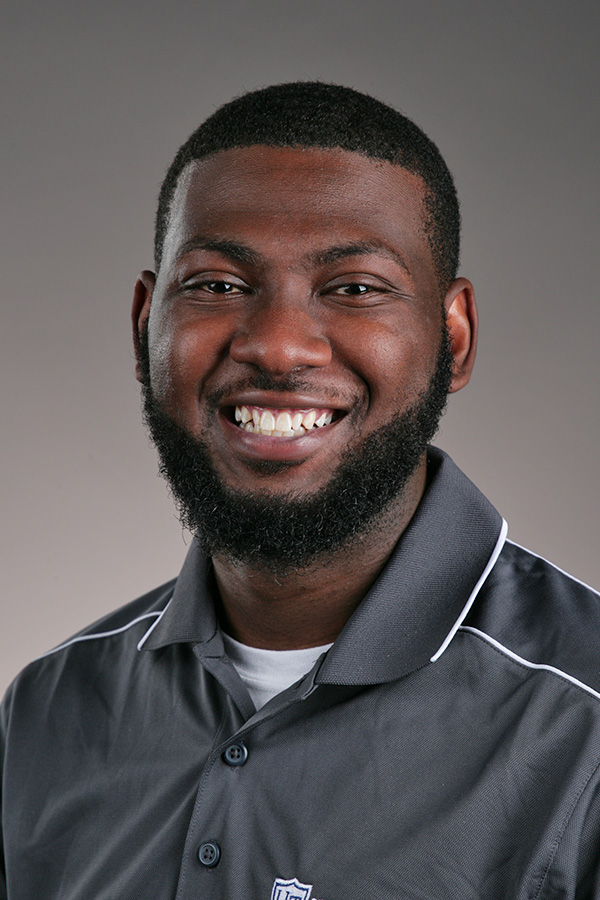 Curtis Burton - Graduate Assistant for Student Involvement