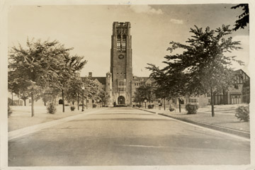 University of Toledo, University Hall, Bell Tower, History, Toledo, OH