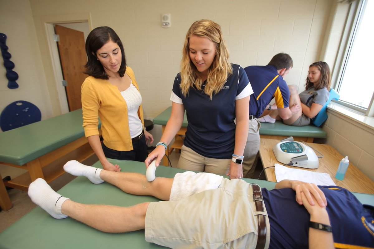 Definition of physical therapy - Athletic Trainers Are Healthcare Professionals Who In Collaboration With Physicians And Other Healthcare Professionals Provide Preventative As Well As
