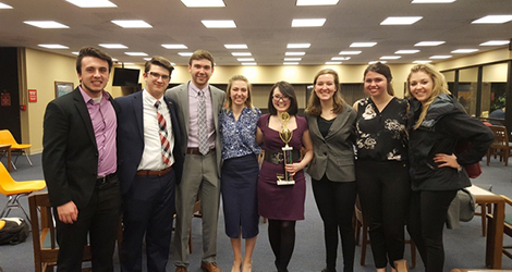Paralegal regional trophy picture