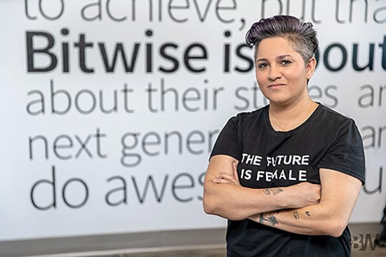 Irma Olguin Jr., a 2004 UToledo graduate, is the co-founder and CEO of Bitwise Industries in Fresno, Calif.