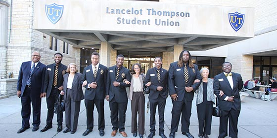 Lancelot Thompson Student Union renaming