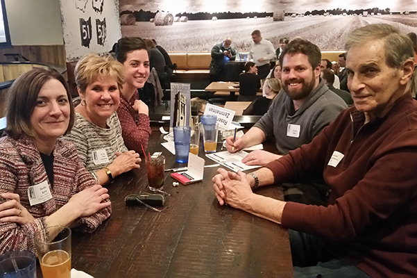 Law Trivia Night, Spring 2018