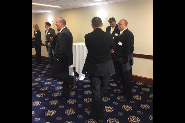 Washington D.C. Alumni Reception, Spring 2018