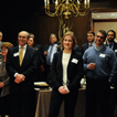 Reception with Justice Judith Ann Lanzinger '77