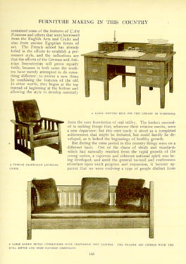 Have Invented Arts And Crafts Furniture The Is Distinctive In Its Design Elements Not Easily Confused With Other Styles