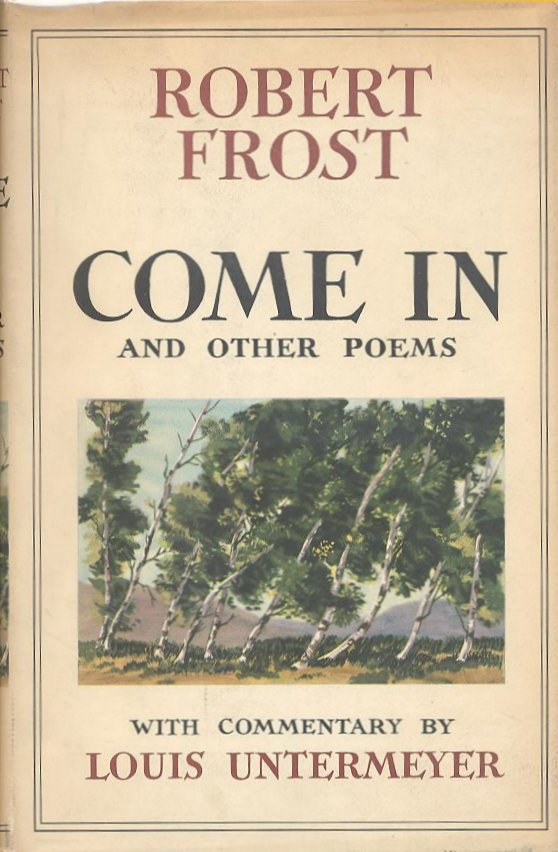 a literary analysis of misgiving by robert frost Robert frost, who was born in march 26 1874, was a writer of traditional aspects portraying his life and his view of nature frost was a person of form, he always played by the rules and even within the poems he wrote.