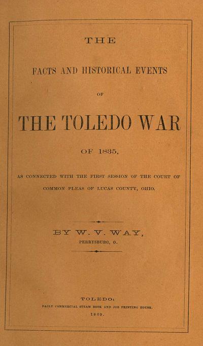 Toledo War