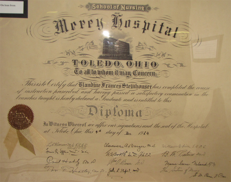 Medicine On The Maumee Archival Collections