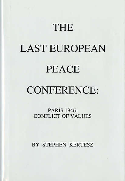 a history of the paris peace conference The paris peace conference was meant to provide the means to ensure that the great war, as it was known then, was 'the war to end war', the phrase coined by hg wells and often attributed to wilson.