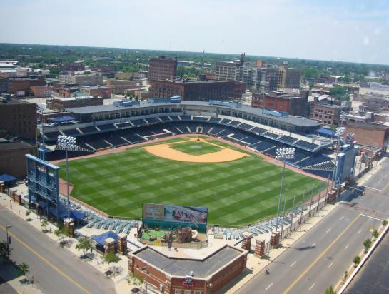 Toledo Mud Hens Stadium, Fifth Third Field