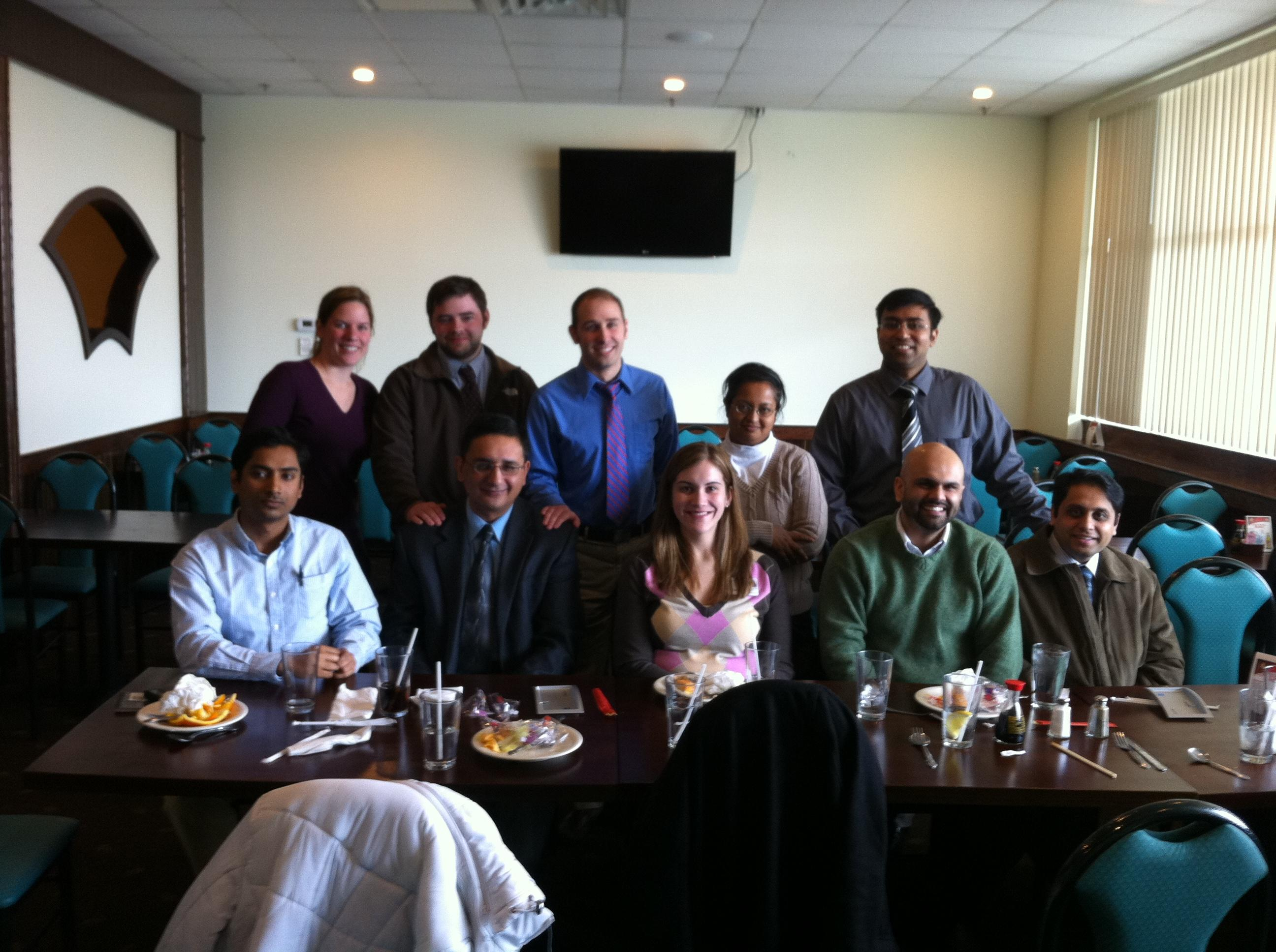 Psychiatry Residents 2011-2012