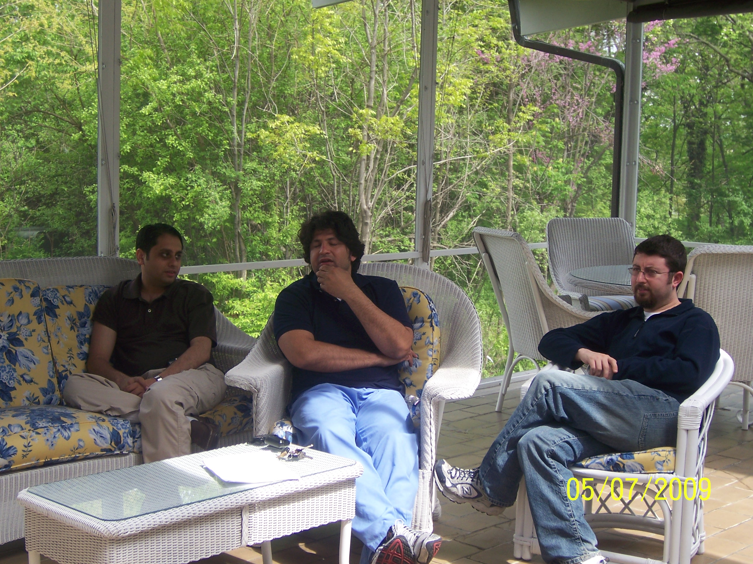 2009 Residency Retreat