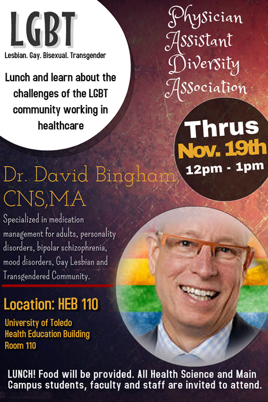 LGBT Lunch and Learn