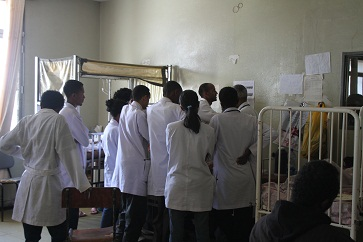 Addis Ababa University School of Medicine and Black Lion