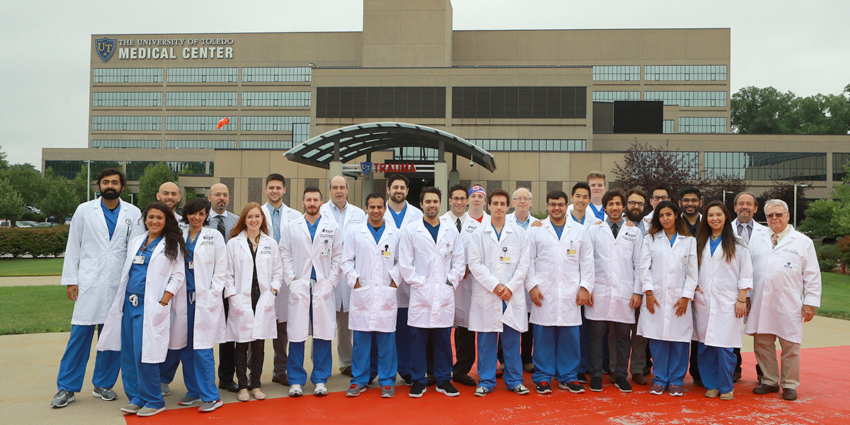 Our Faculty and Residents