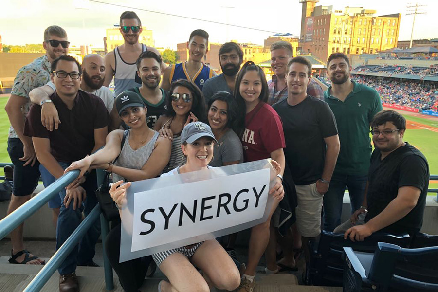 Synergy Event 2018