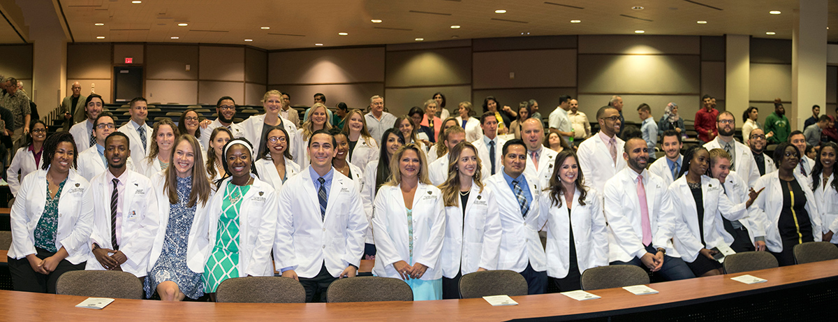 Photo of Physician Assistant Class of 2019