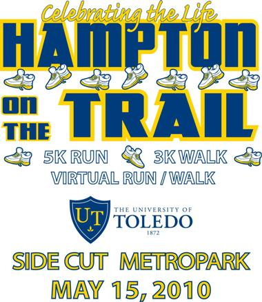 Hampton on the Trail Logo