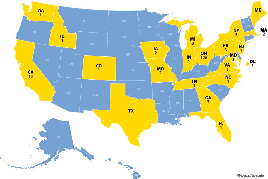 Medical School Class Profile of 2018 Entering Class