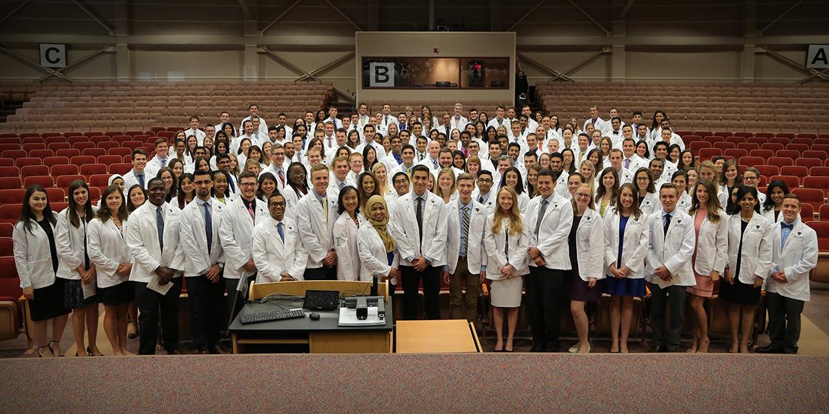 Medical School Class Profile of 2017 Entering Class