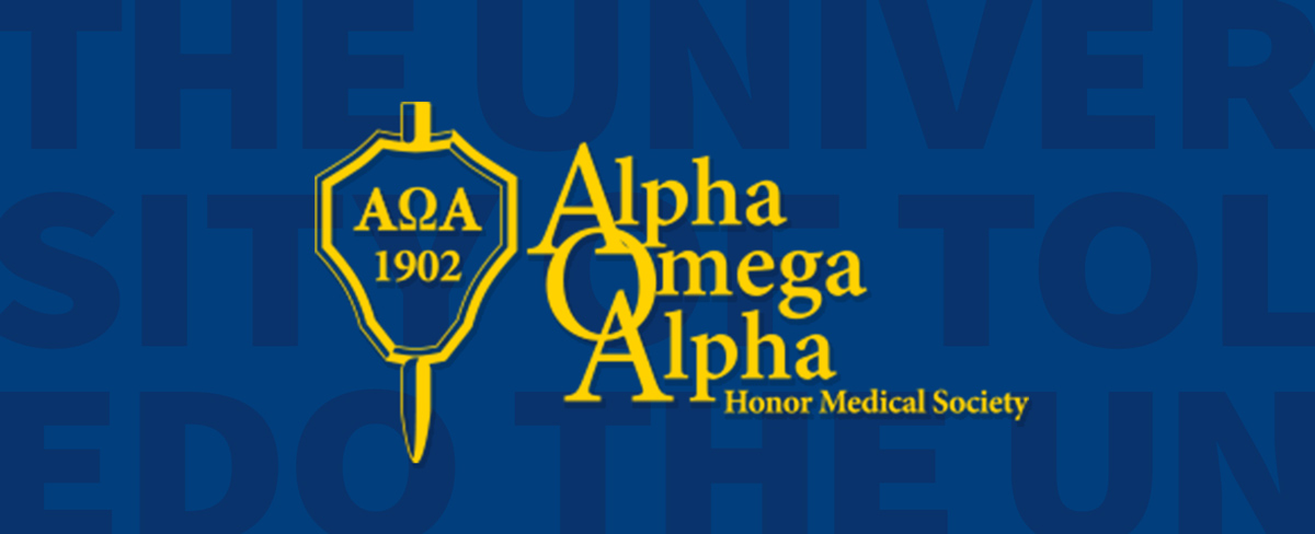Logo for Alpha Omega Alpha Honor Medical Society
