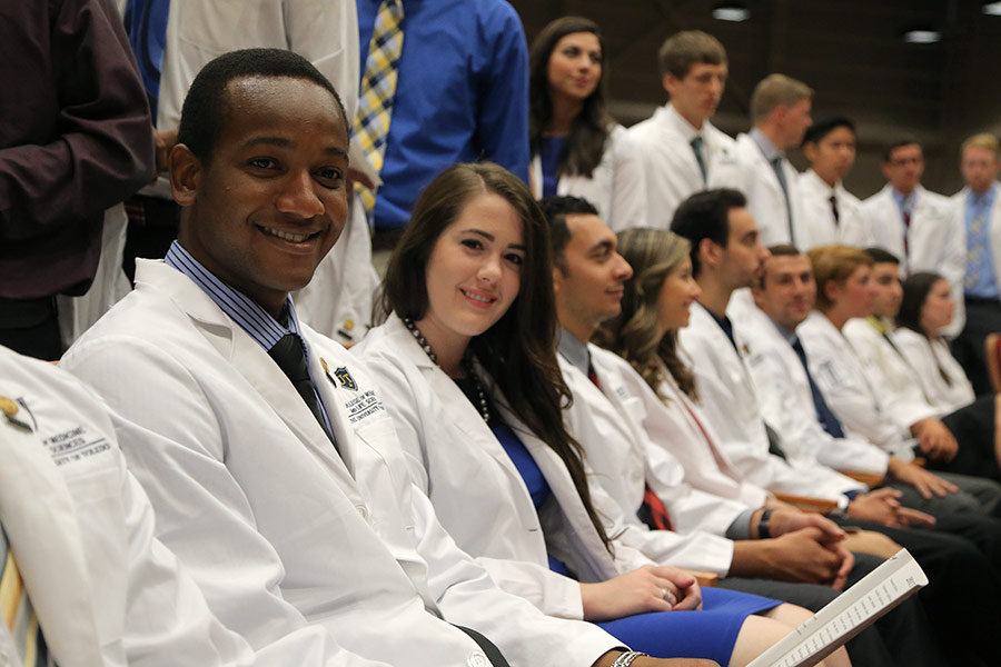 White coat medical