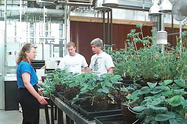 Plant Science Research Center