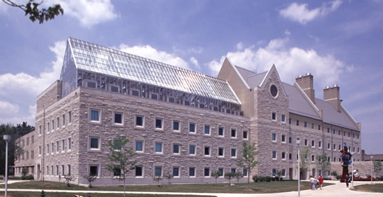 Wolfe Hall and Bowman Oddy Lab