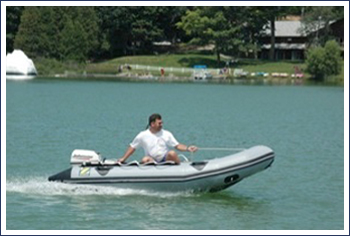 RV Zippy Boat