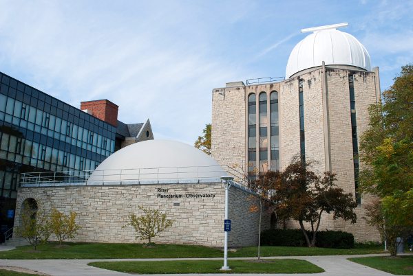 Located On The Main Campus Of University Toledo Ritter Planetarium Is Your Gateway To Universe Outfitted With A State Art Digital