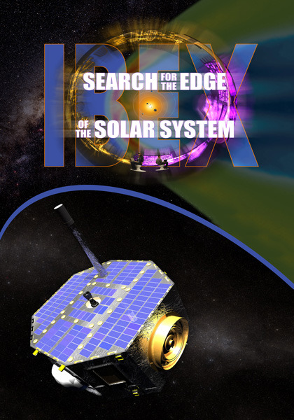 IBEX:  Search for the Edge of the Solar System Banner