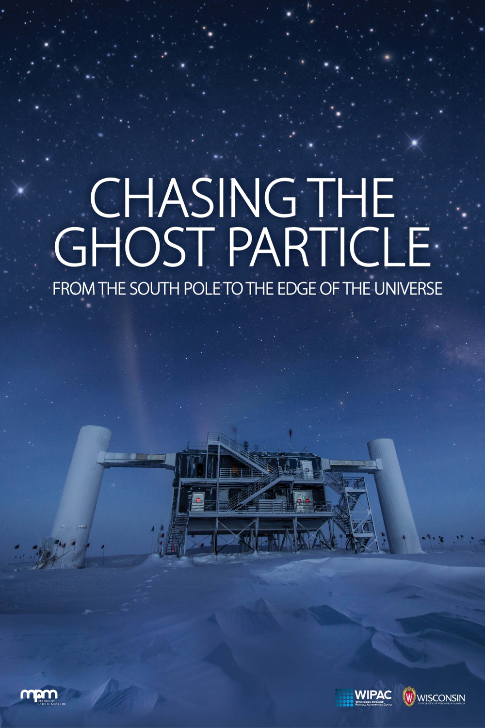 Ghost Particle Poster