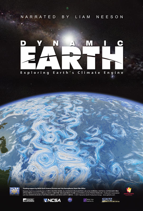Dynamic Earth Banner