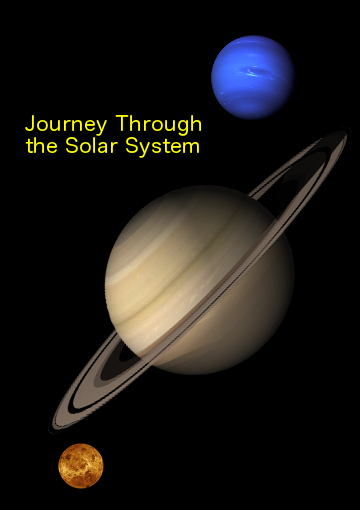 Journey Through the Solar System Banner