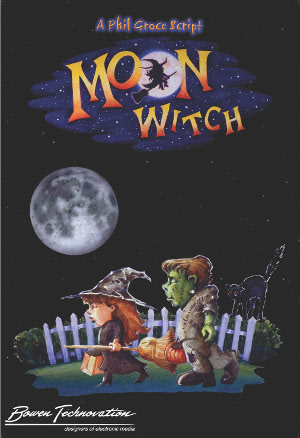 Moonwitch Poster