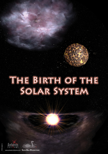 Birth of the Solar System Banner