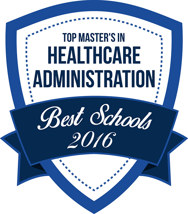 Logo for Top Masters in Healthcare Administration