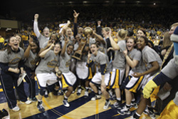 Toledo Rockets women's basketball team