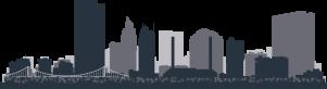 vector of Toledo skyline