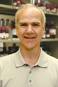 Photo of Dr. Paul Erhardt drug discovery