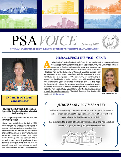PSA Voice Cover - February 2017