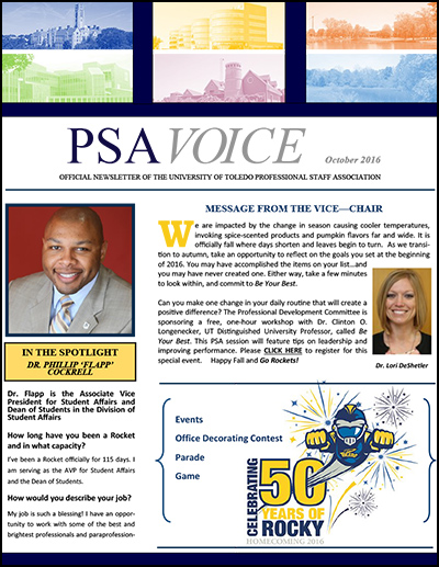 PSA Voice - October 2016 - Preview
